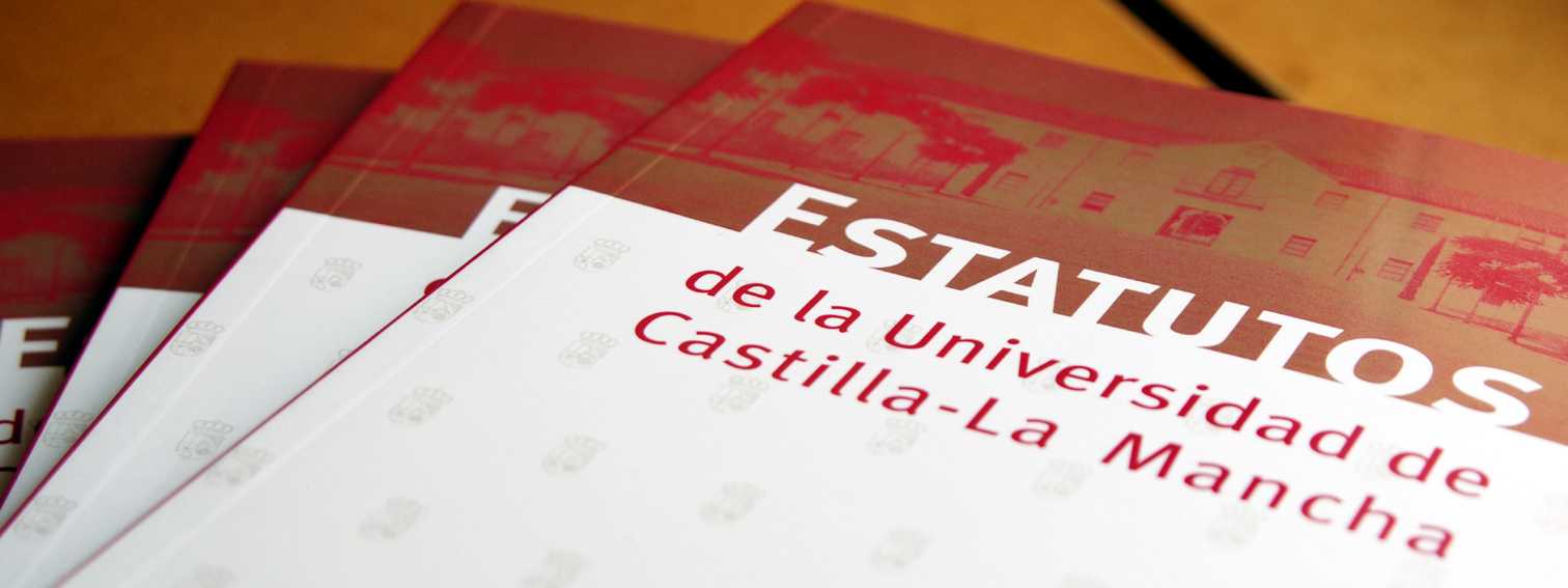 Foto Manual Estatutos UCLM